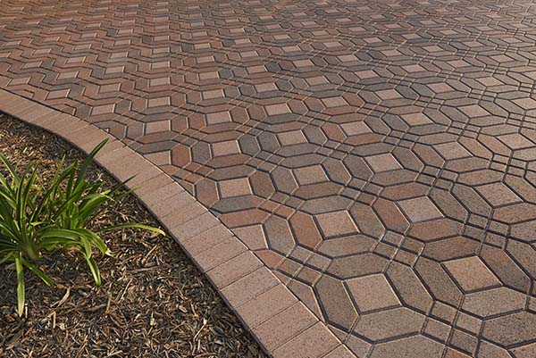 Interlocking pavers
