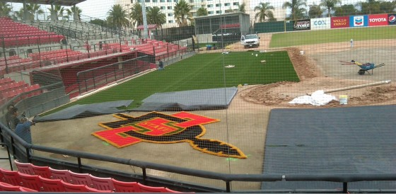 Athletic Sport Turf in San Diego