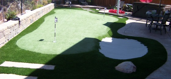 San Diego Synthetic Putting Green Installation Company