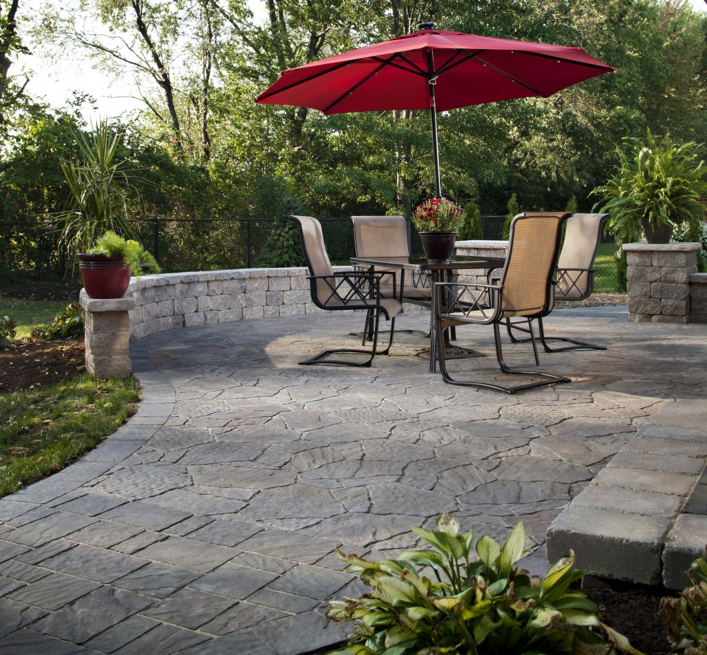Porch Vs Deck Which Is The More Befitting For Your Home: Flagstone Pavers: Prices + Cost Breakdown Guide