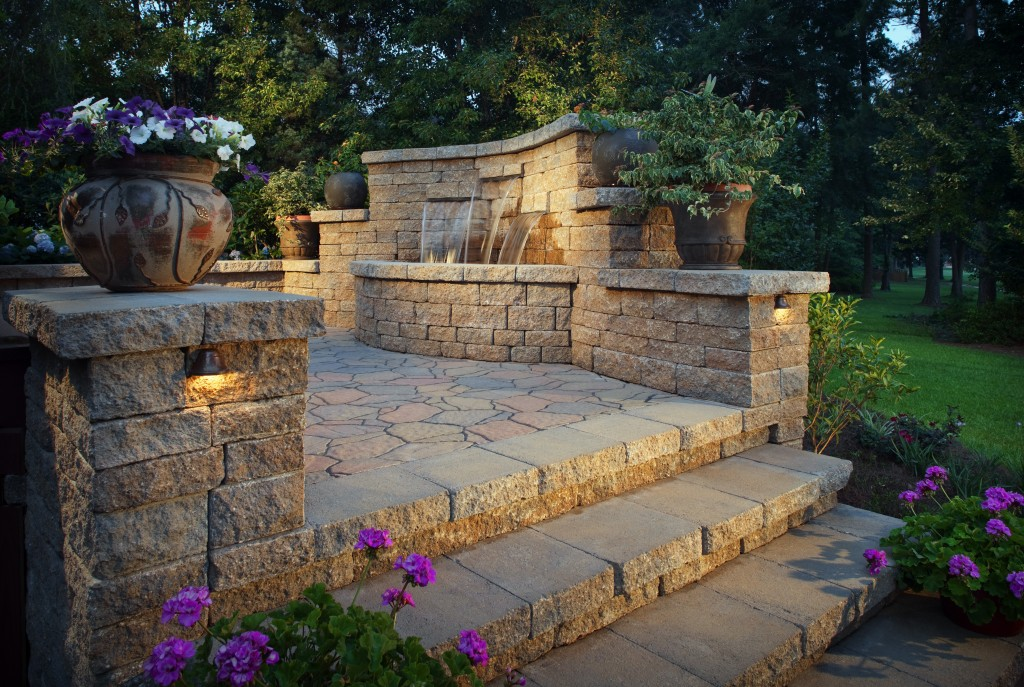Pavers: Flagstone Design