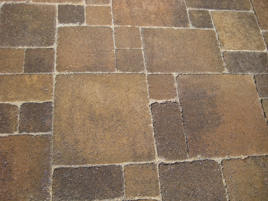 Tumbled Paver Texture - Paver Patterns + The TOP 5 Patio Pavers Design Ideas INSTALL-IT-DIRECT