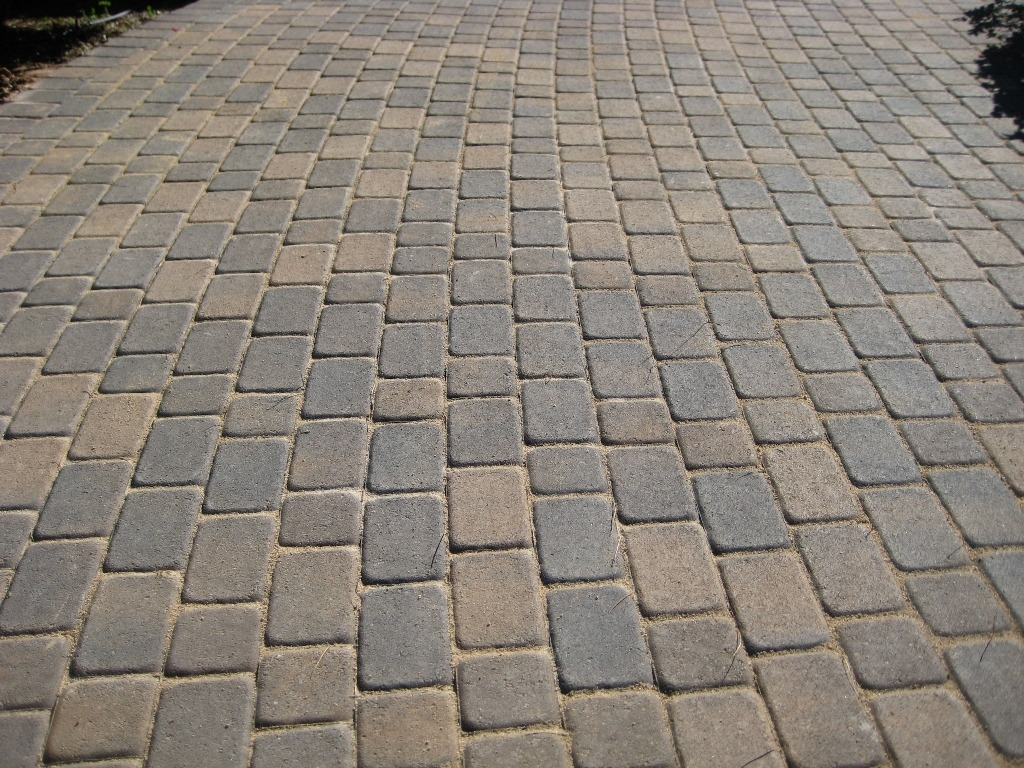 Antique Cobble Runner Laying Pattern