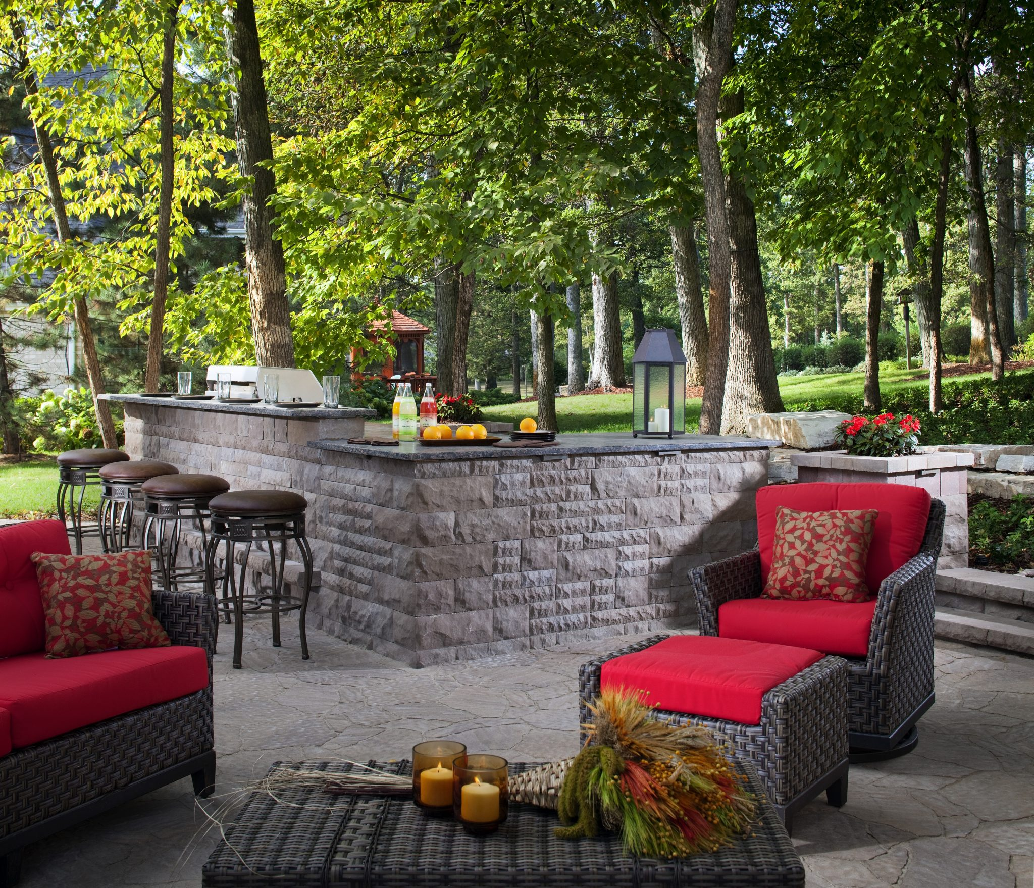 patio trends