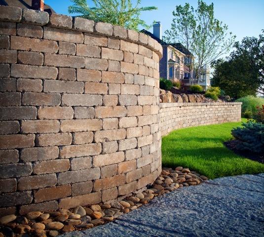 Belgard Weston Retaining Wall