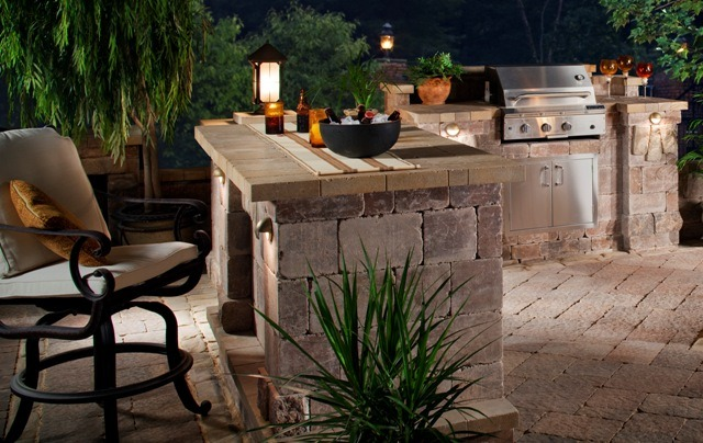 Outdoor Kitchens And BBQ Islands A Grilling Enthusiast S Best