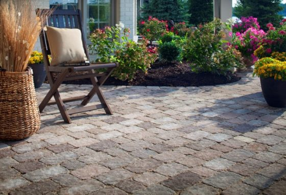 Install Patio Pavers to Beautify your Backyard