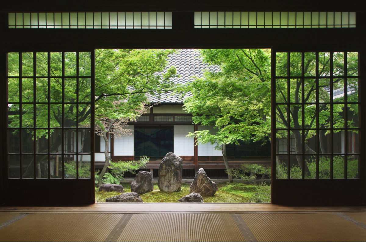 Create a Japanese Garden Ideas