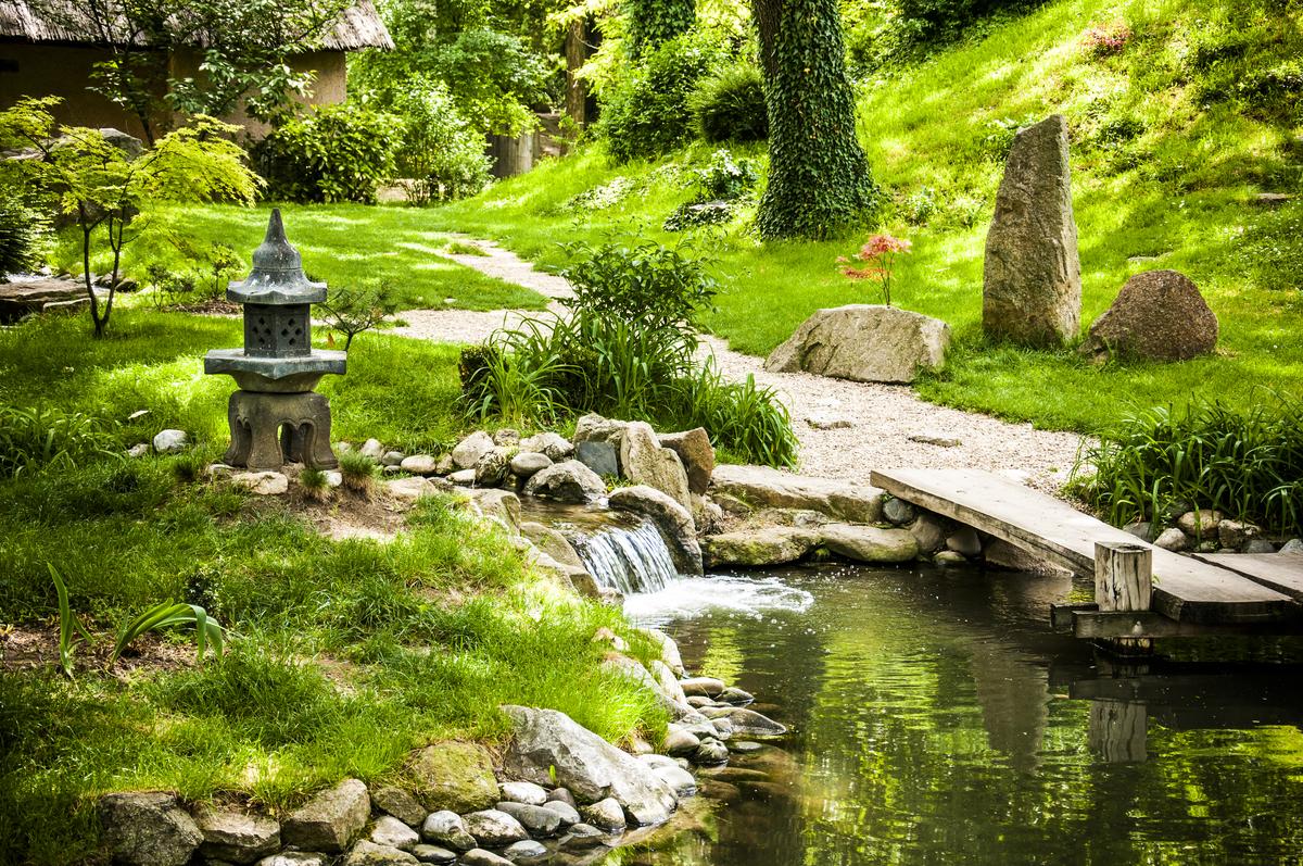 Create a Japanese Garden