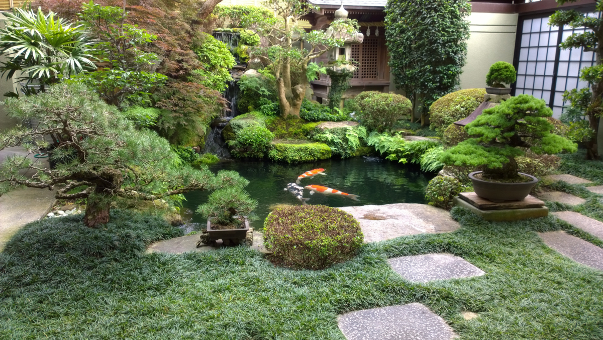 How to Create a Japanese Garden Ideas