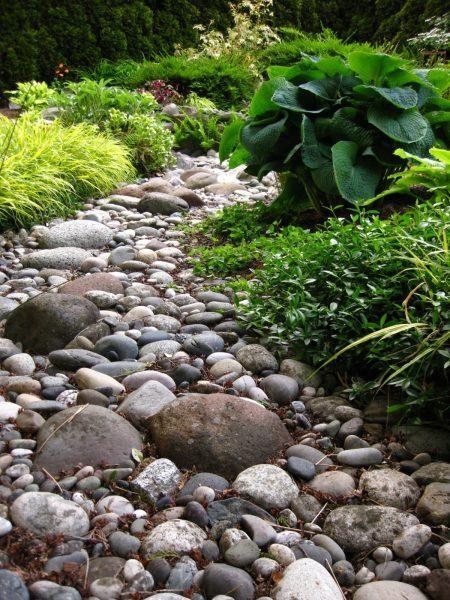 Use Rocks to Enhance Your Landscape