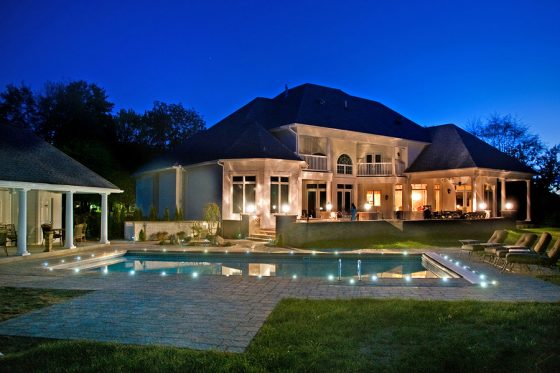 Enhance your property with Outdoor Lighting