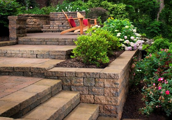 Create a Theme Garden with Seating