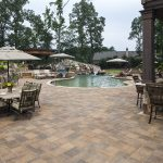 pool deck pavers