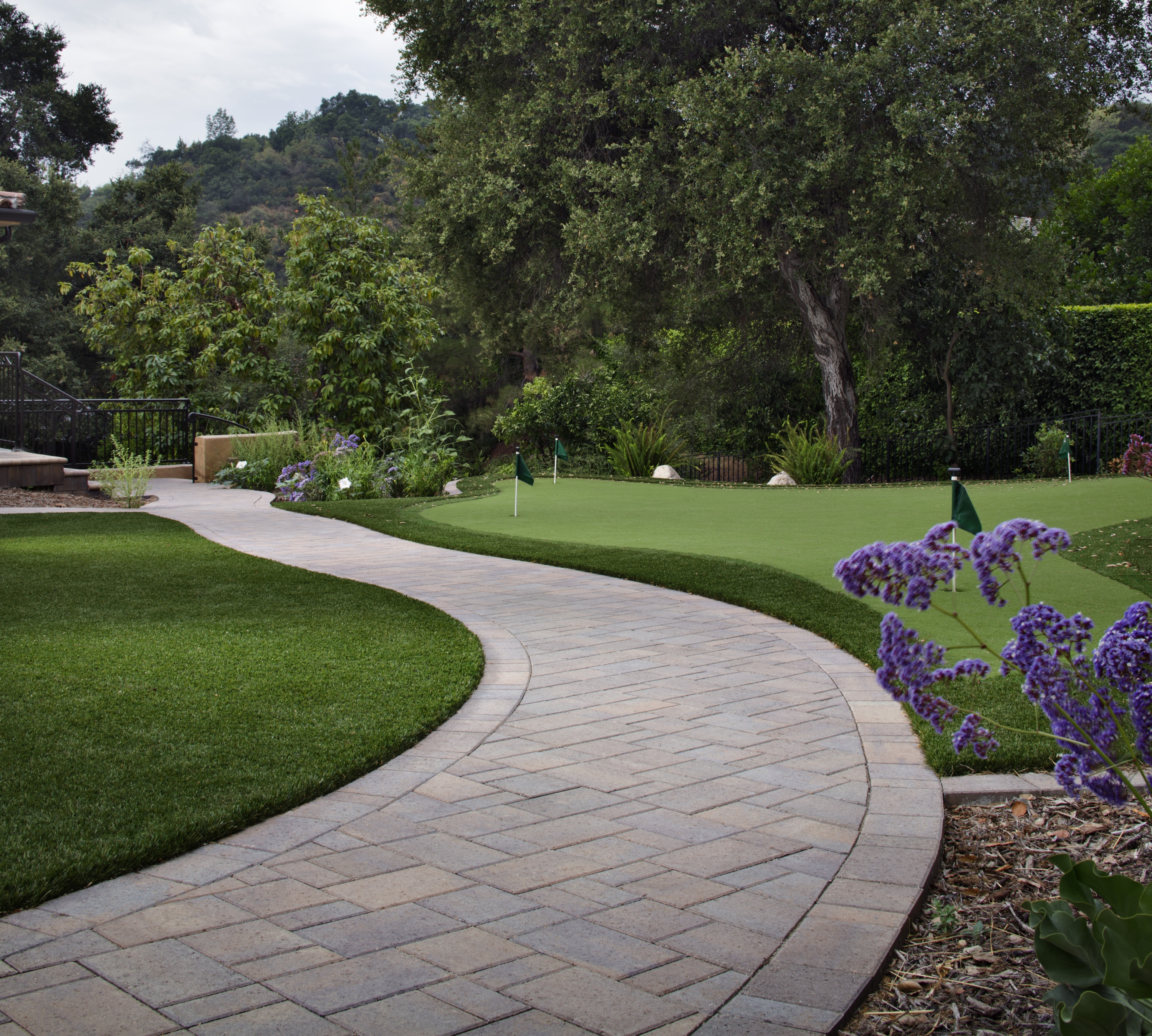 Latest Paver Pathways With Walkway Ideas