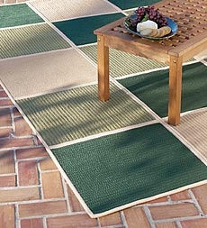 Outdoor Patio Rugs and Mats