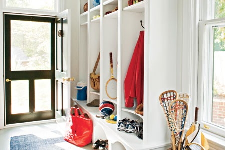 12 Ways To Avoid Winter Gear Clutter In The Entryway