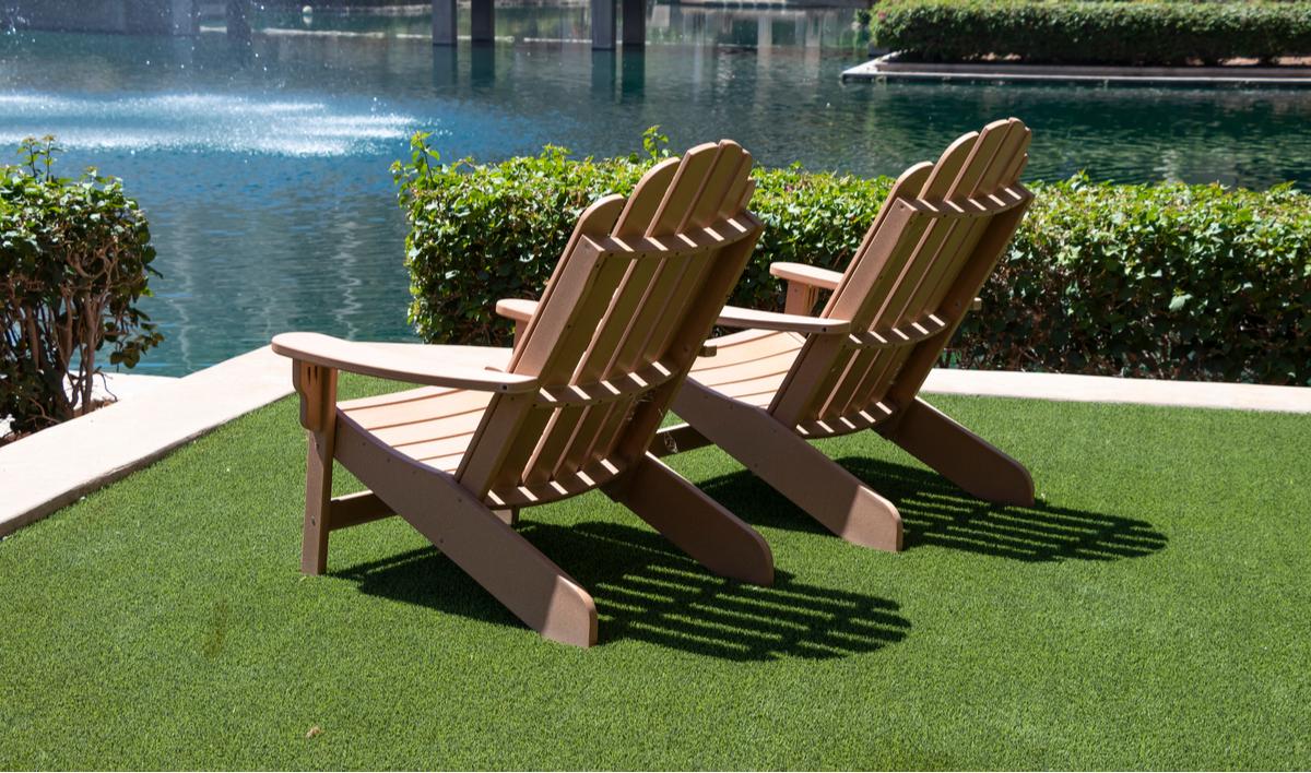 Low-Maintenance Landscape Design for Vacation Homes Rental Properties