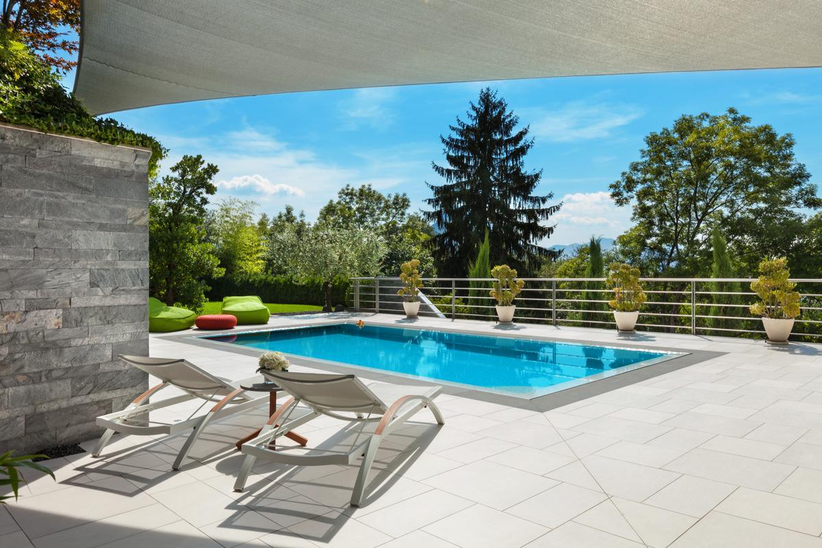 Low-Maintenance Landscape Design for Vacation Homes or Rental Properties