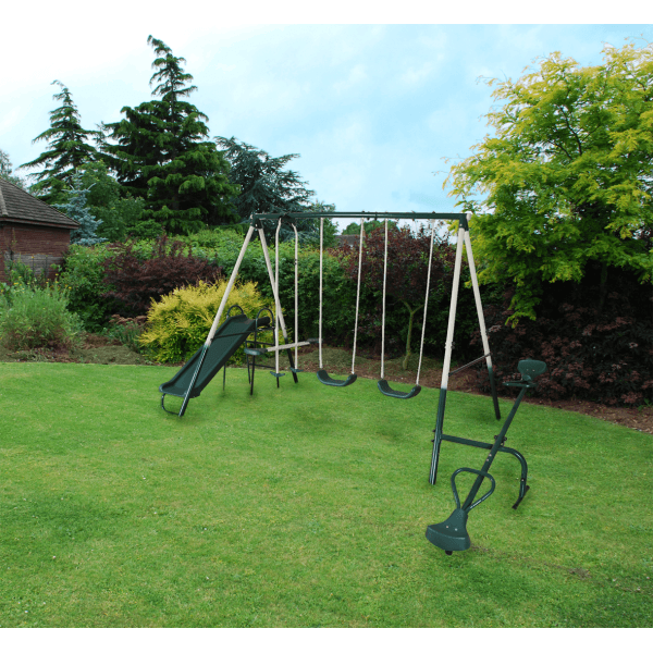 Outdoor Play Area For Kids