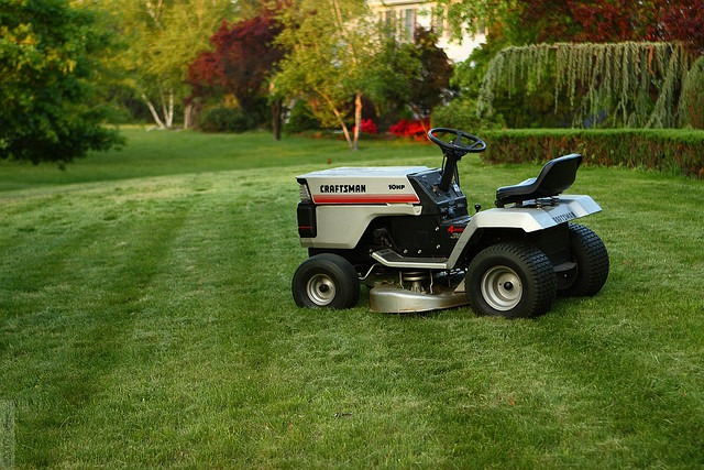 Lawn Mower Tips