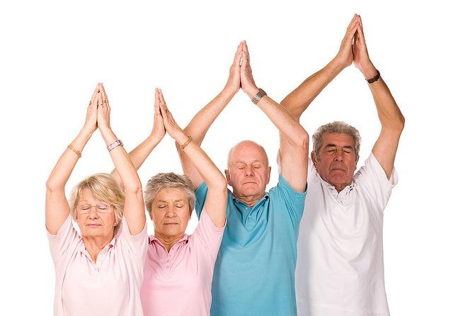 Senior Living Activities: Yoga