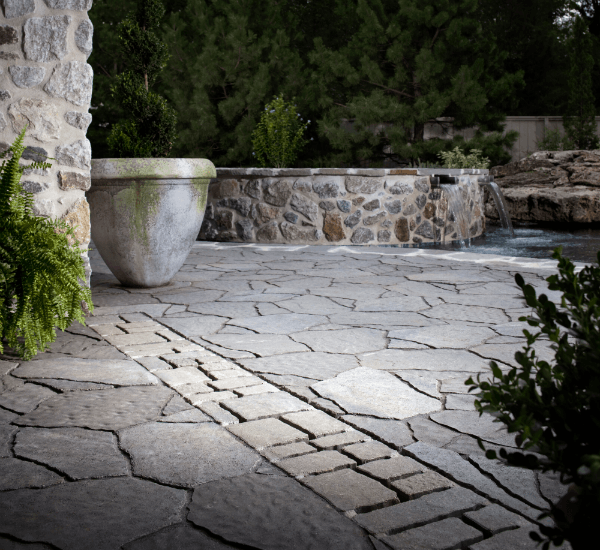 Paving Stones vs Flagstone