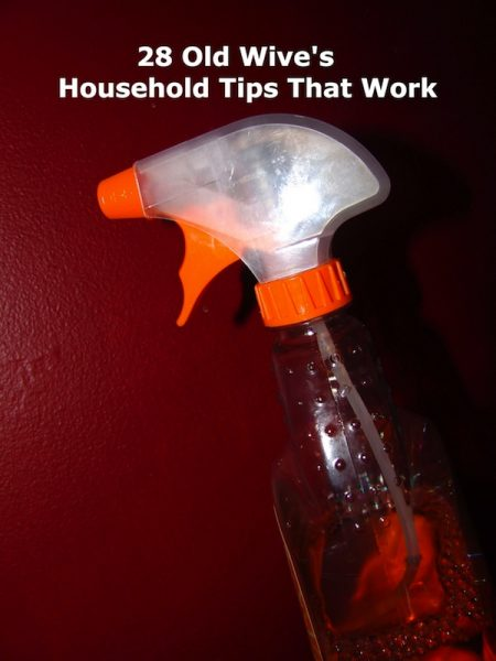 Old Wive's Tales: 28 Household Tips from Your Mom That Work
