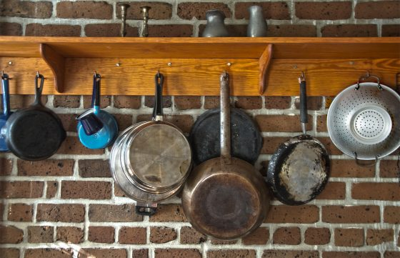 How Can I Reduce Chemicals in the Kitchen?