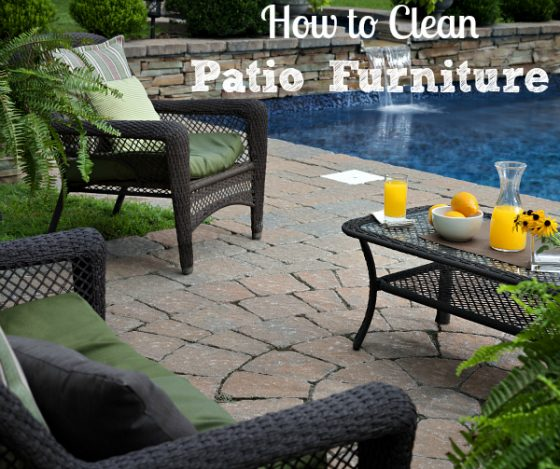How to clean outdoor patio furniture INSTALL IT DIRECT