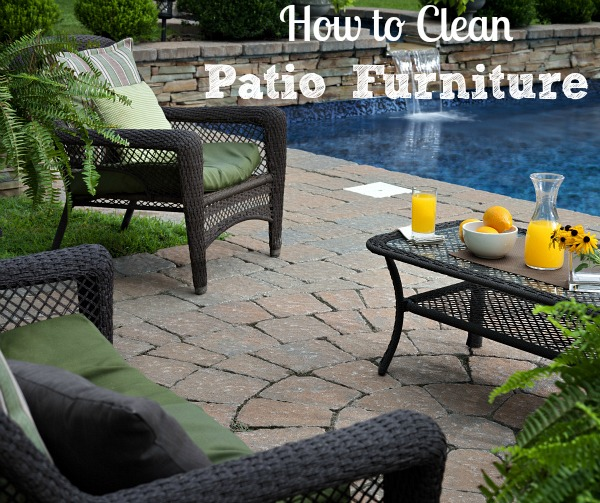 How to clean outdoor furniture cushions advantage lawn and landscape managem