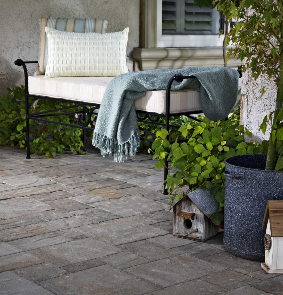 outdoor slate tile patio flooring options expert tips install it