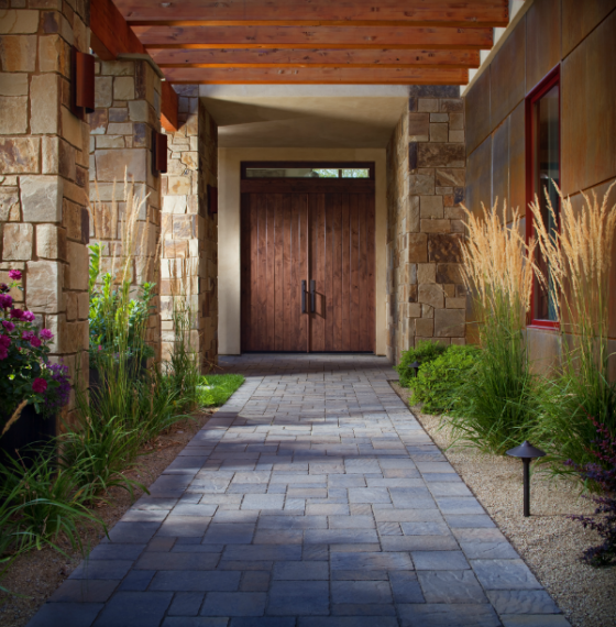 Environmentally Friendly Hardscaping Solutions: Pavers