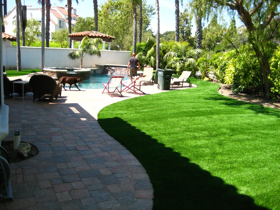 Artificial Grass Cost Fake Turf Installation Prices Guide