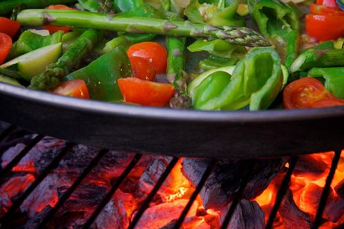 grilling tools barbecue pots pans