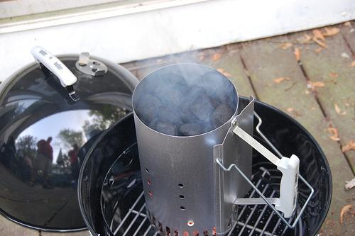 grilling tools chimney starter