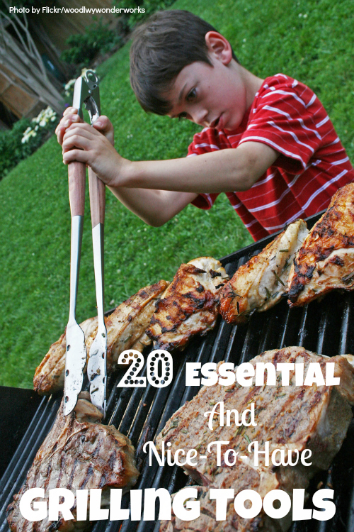 grilling tools for your barbecue bbq