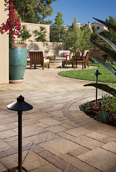 Add Landscape Lighting and Patio Lighting