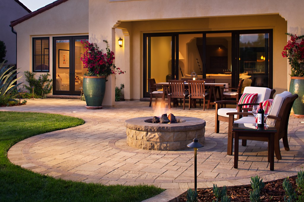 Outdoor Fire Pit