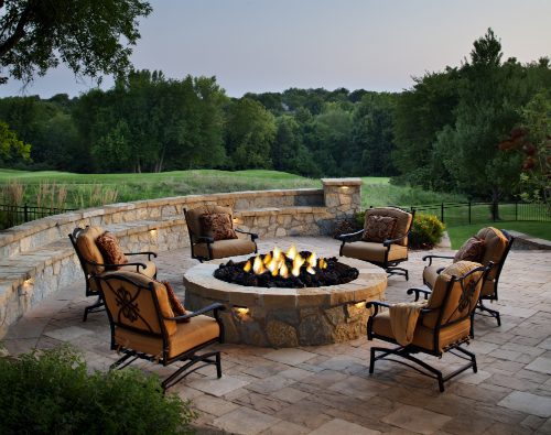 Outdoor patio furniture buying guide install it direct for Patio decorating photos