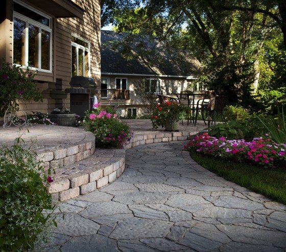 Backyard Patio & Landscaping