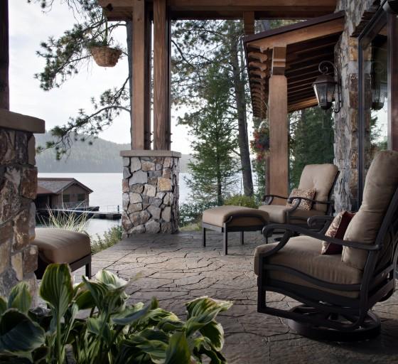 Coeur d'alene Lake House