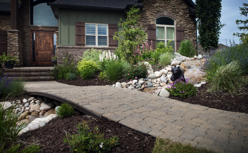 Frontyard Landscape Design Ideas