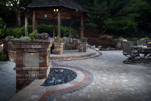 do you need a landscape architect install it direct
