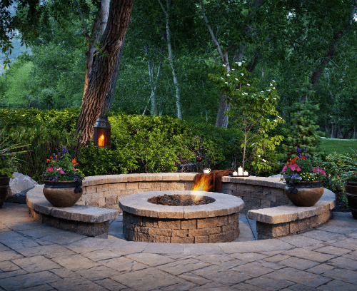 Outdoor Fire Pit vs Fireplace Comparison Guide | INSTALL-IT-DIRECT