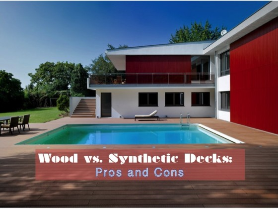 Wood vs composite decking pros cons install it direct for Cedar decks pros and cons