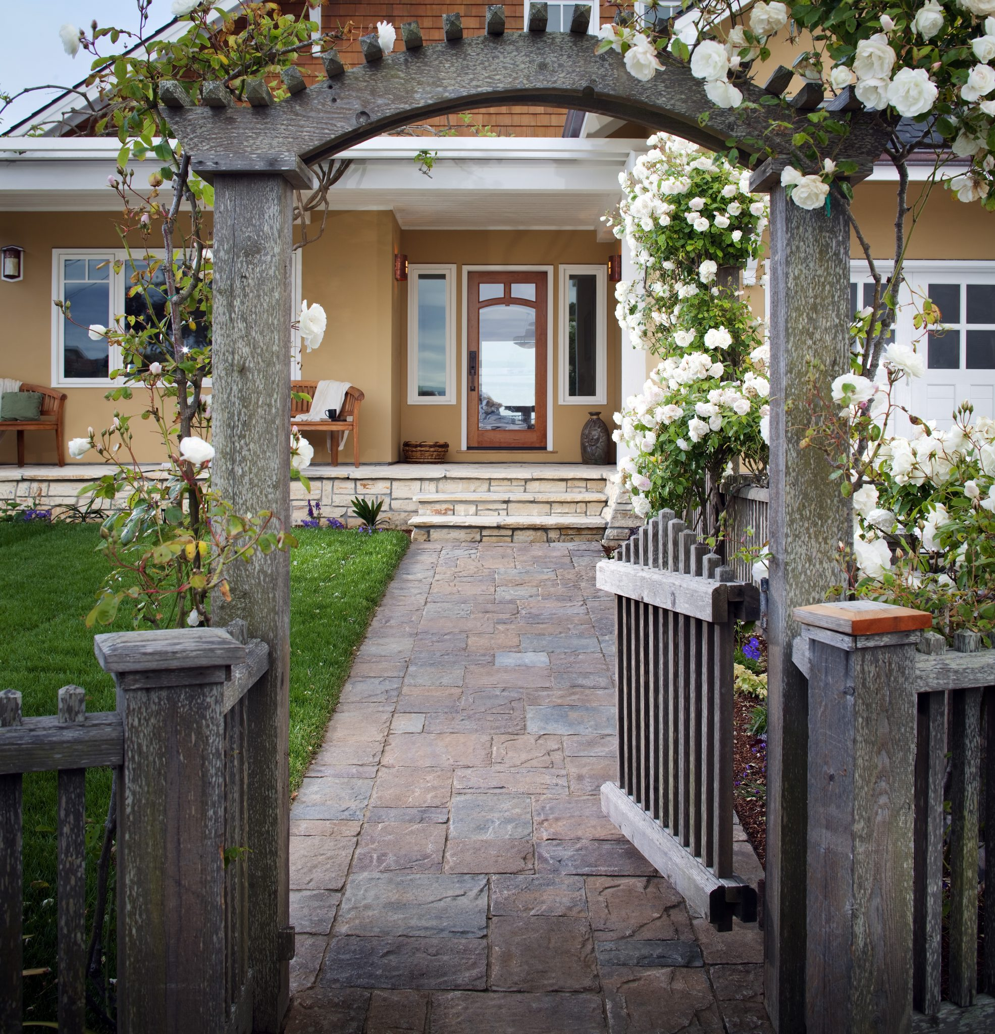 Increase Your Property: Paving Stone Makeover