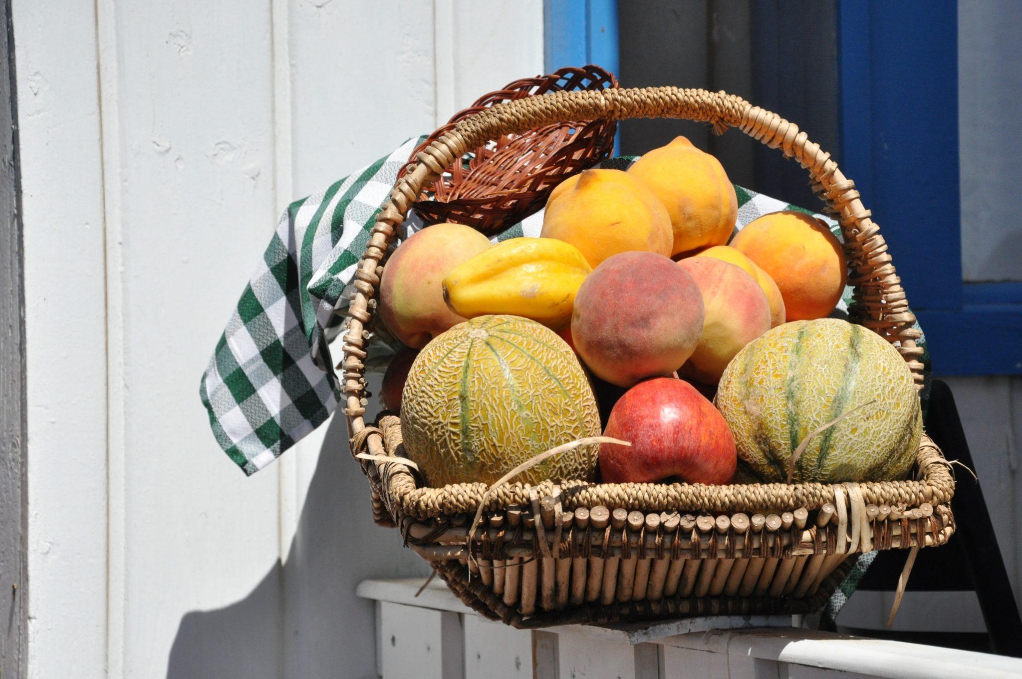 Fruit Trees San Diego