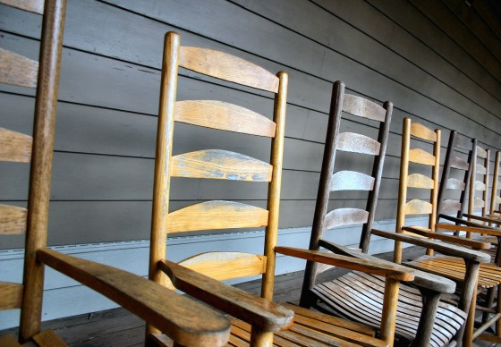 Southern California Style: The Revival of Pretty Porches