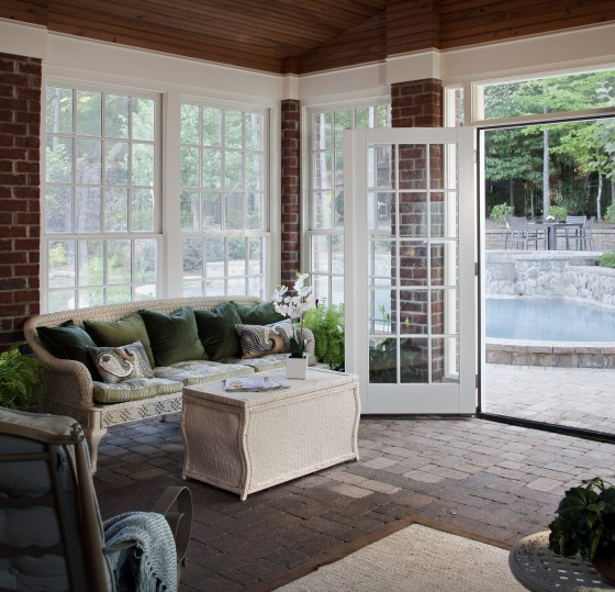Expand Your Current Spaces with French Doors